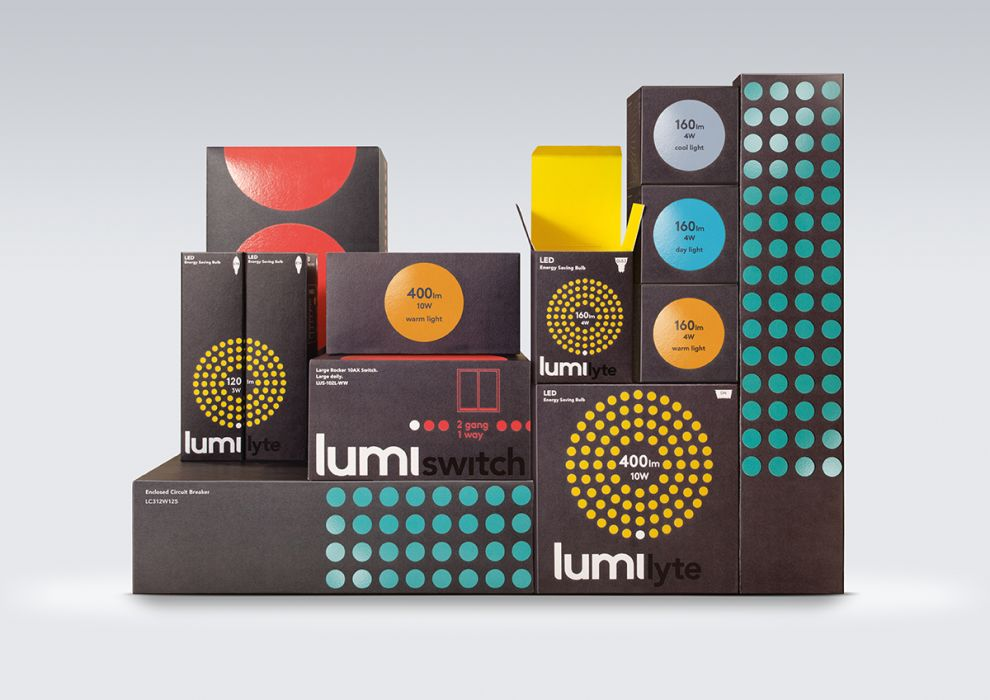 Lumi Awesome Package Design