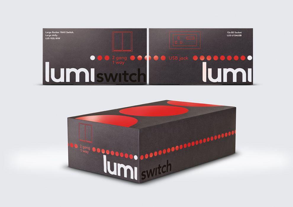 Lumi Sleek Package Design