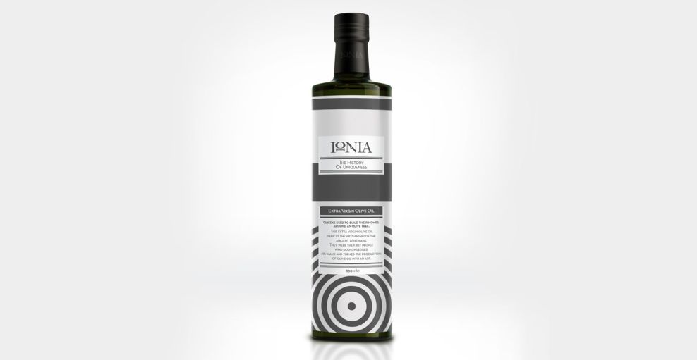 IONIA Limited Edition Dark Package Design