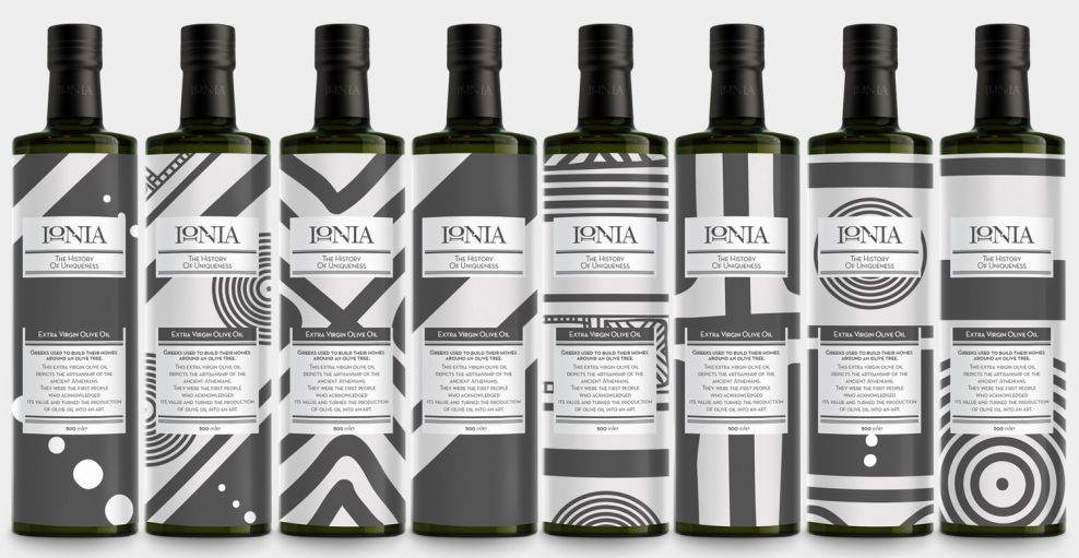 IONIA Limited Edition Amazing Package Design