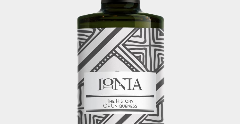 IONIA Limited Edition Package Design
