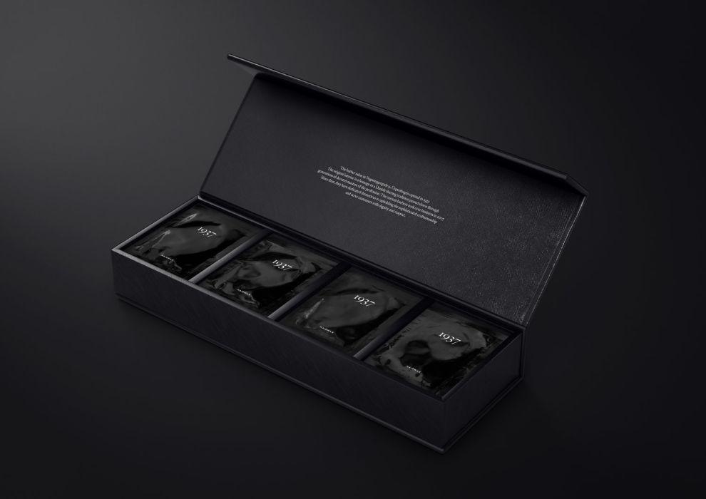 Vognmargergarde Barbershop Clean Package Design
