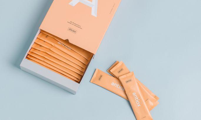 Ringana - Superfoods Elegant Package Design
