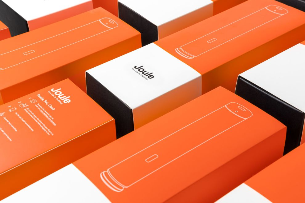 Joule: Sous Vide by ChefSteps Bright Package Design