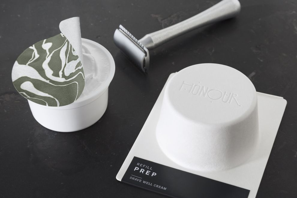 HONOUR Essentials Skincare Clean Package Design