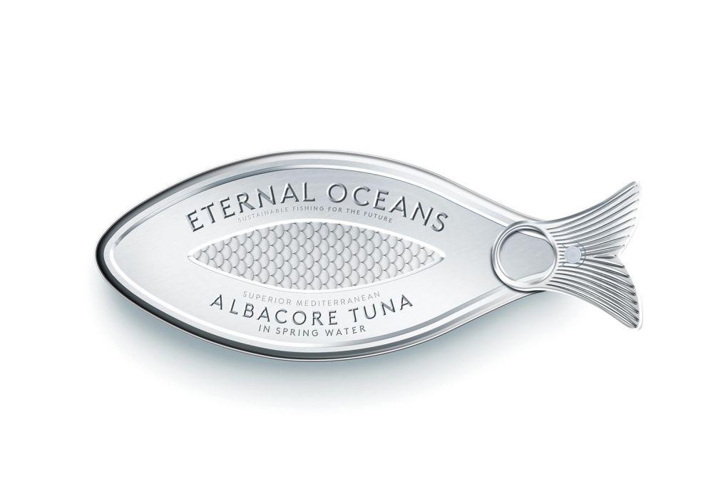 Eternal Oceans Creative Package Design