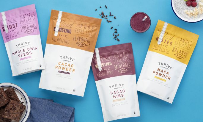 Thrive Market Best Package Design