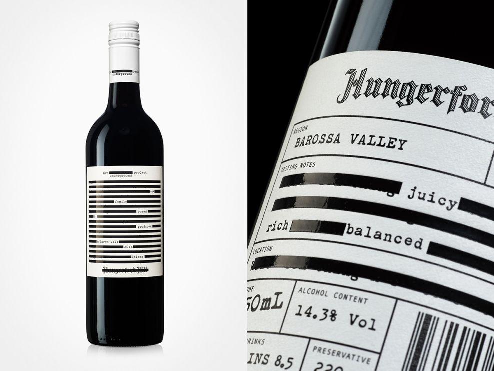 The Underground Project Wines (slide 1)