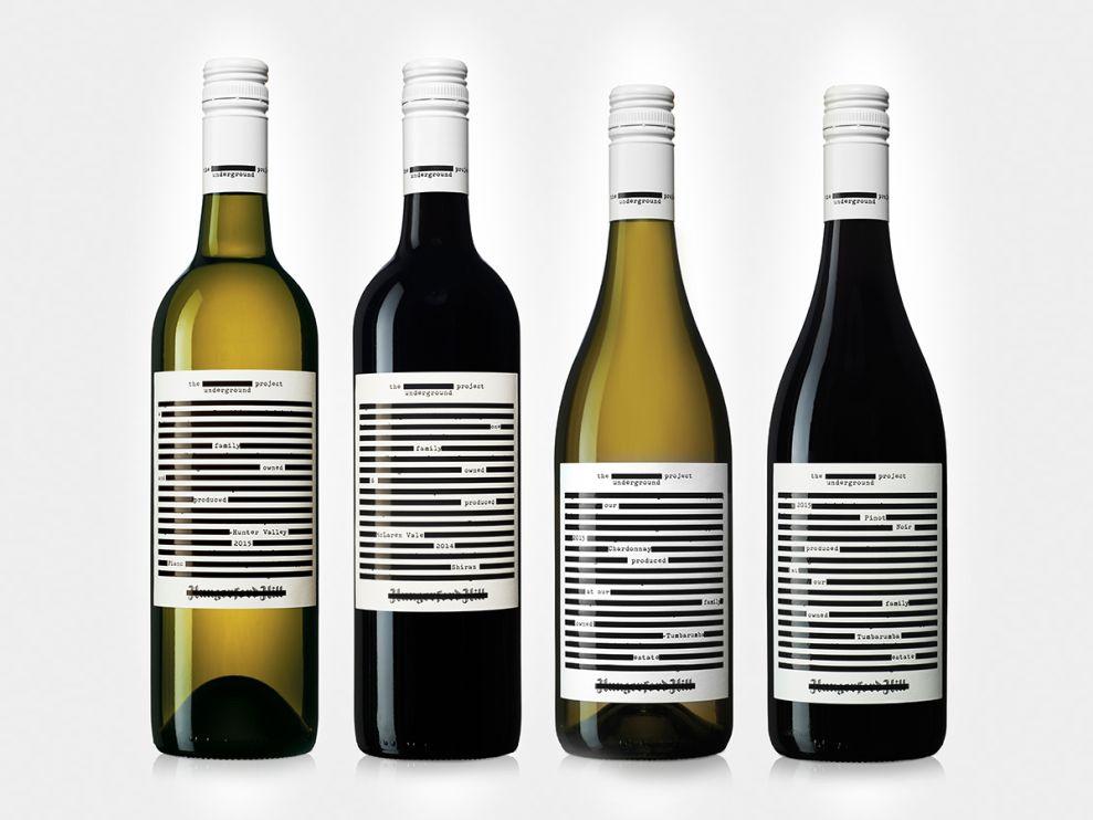 The Underground Project Wines (slide 2)