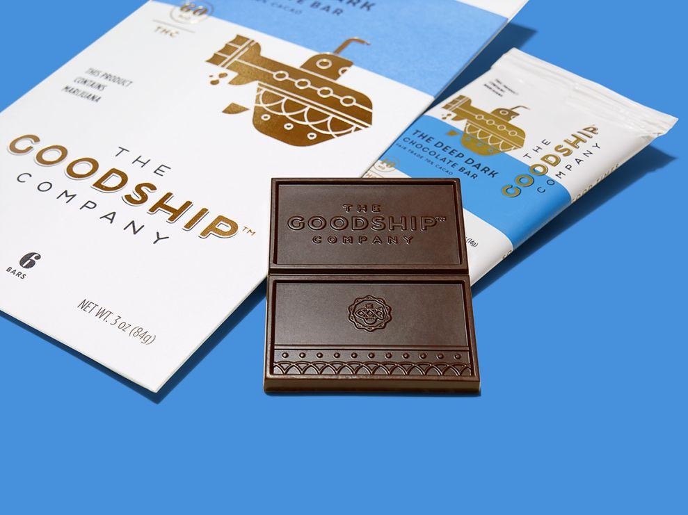 The Goodship Company Elegant Package Design