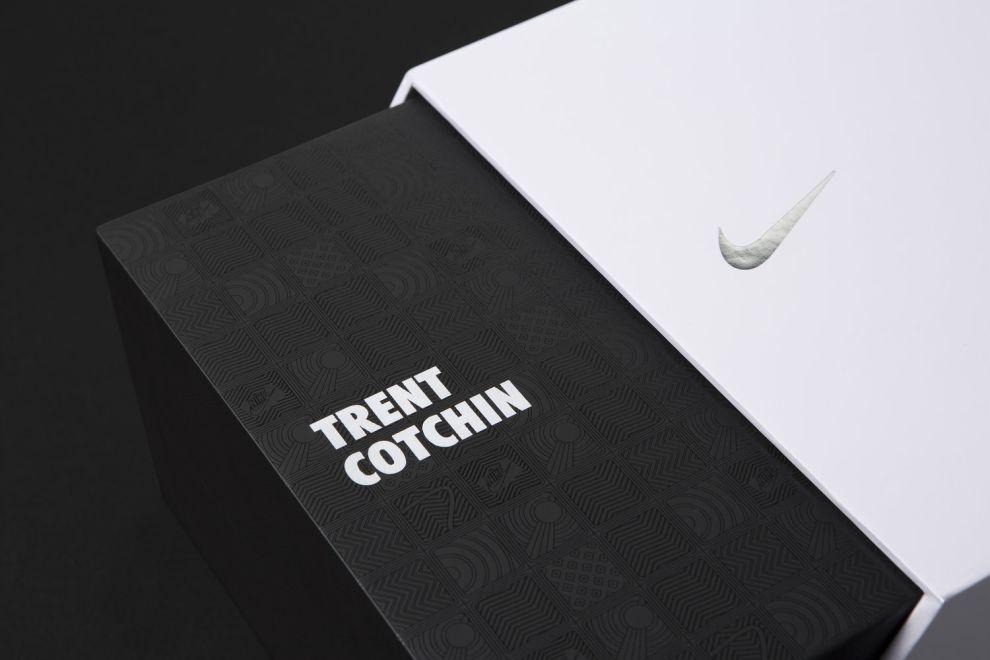 NikeID Athlete's Box Clean Package Design