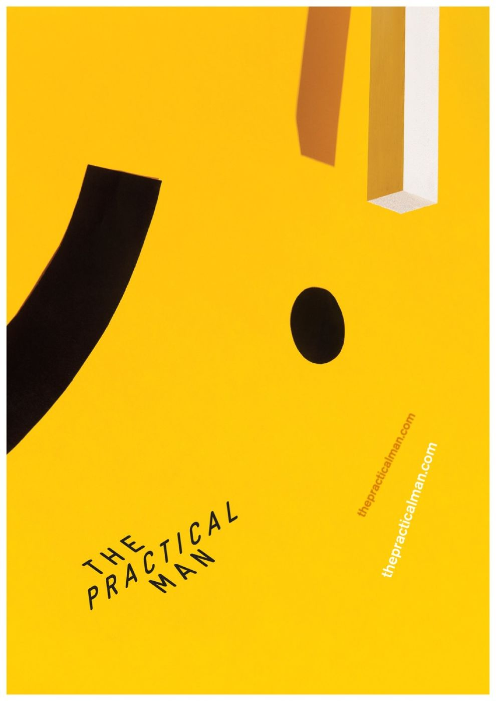 The Practical Man Gorgeous Print Design