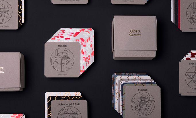Spicers Alchemy Gorgeous Print Design