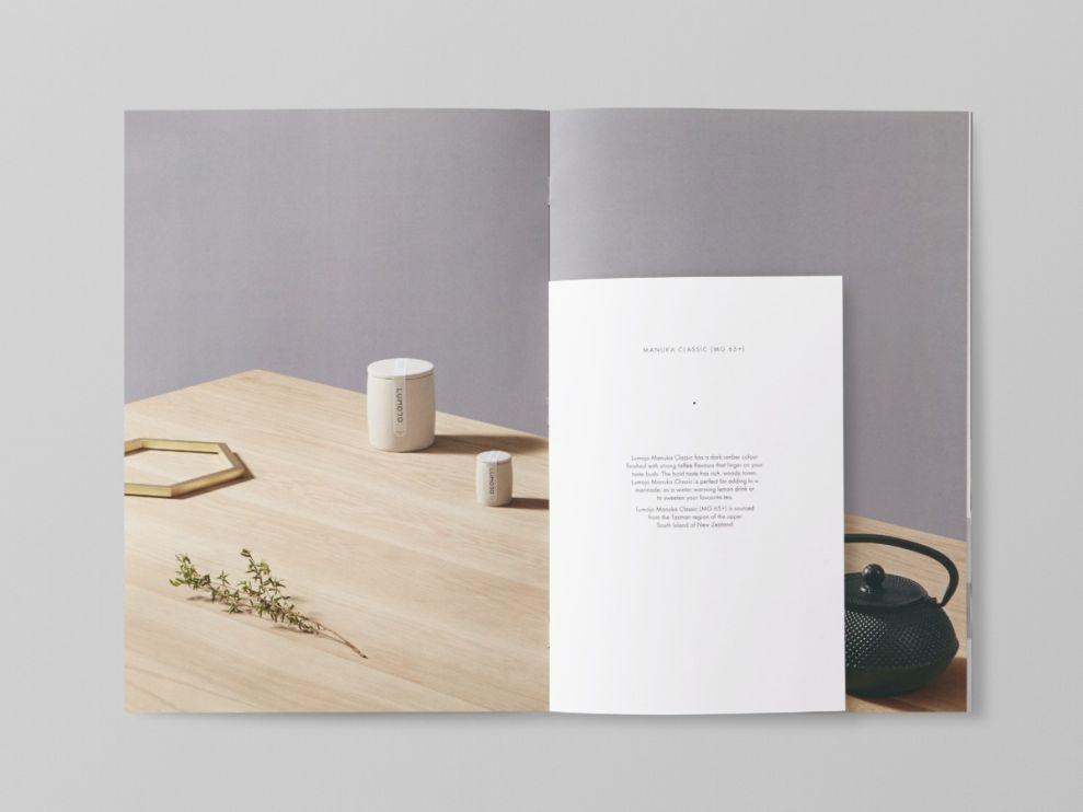 Lumojo Clean Print Design