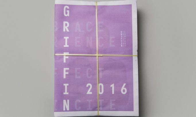 Griffin Season 2016 Brochure Great Print Design