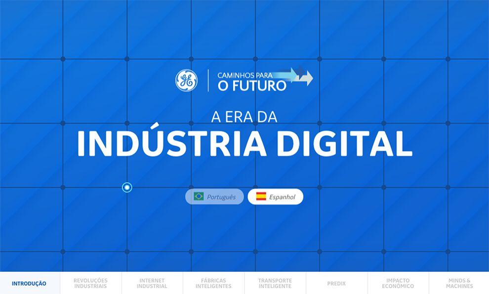 Industria Digital Great Homepage