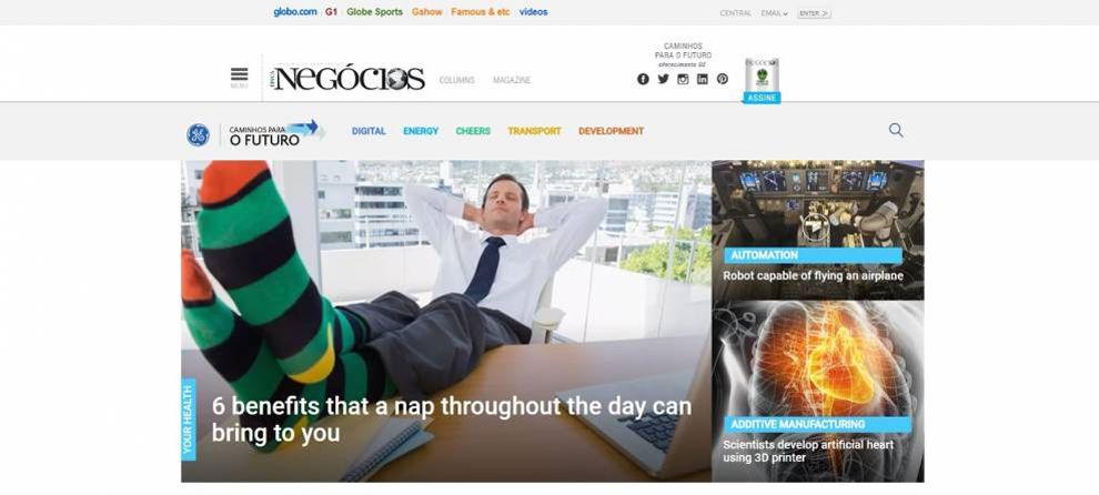 Industria Digital Press Page