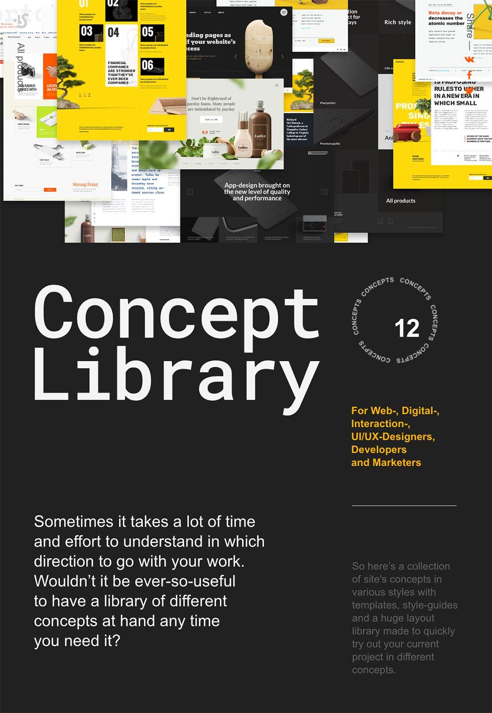 Library Creative Homepage