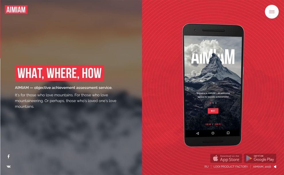 AIMIAM Top Website Design