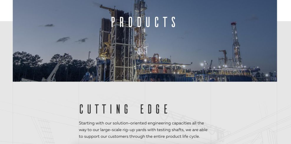 NeoRig Great Product Page