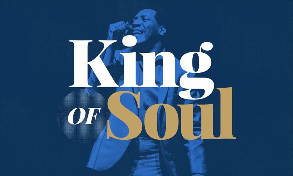 King of Soul Beautiful Landing Page