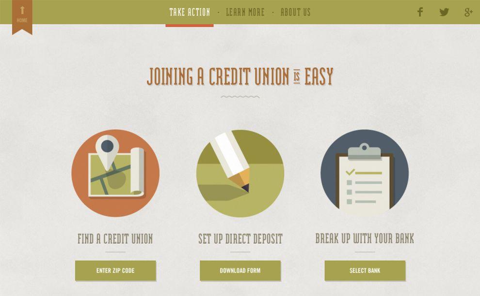Make Your Money Matter Illustrated Website Design