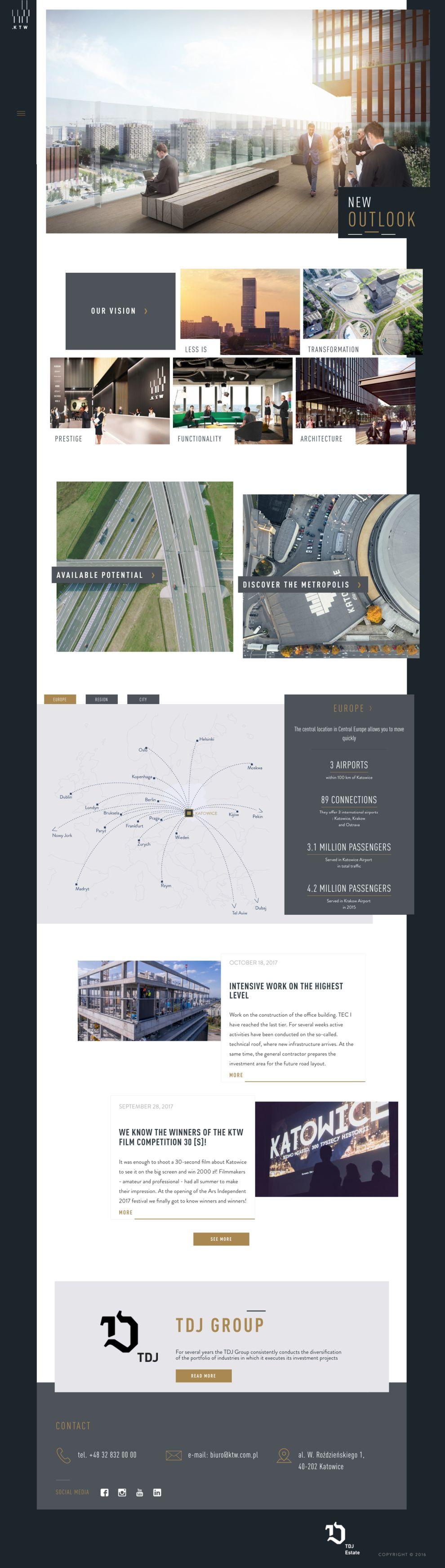 KTW Professional Homepage