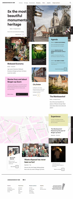 Bergen Op Zoom Great Homepage