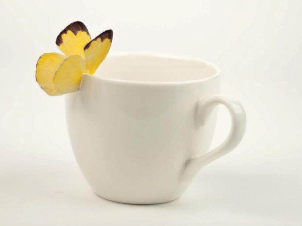 Butterfly Tea Package Design