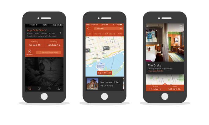 Tablet Amazing App Design