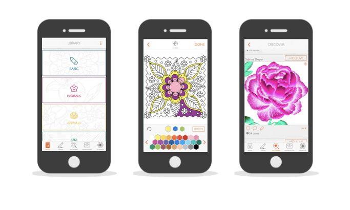 Colorfy Clean App Design