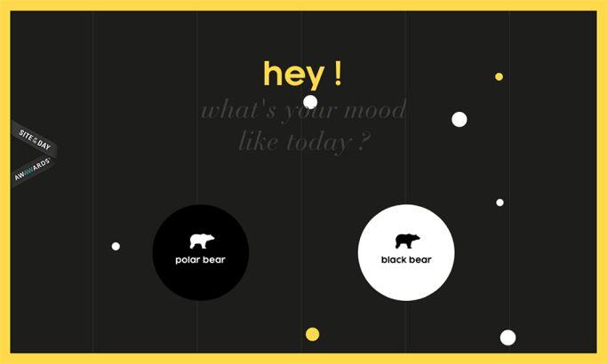 BearIdeas Awesome Homepage