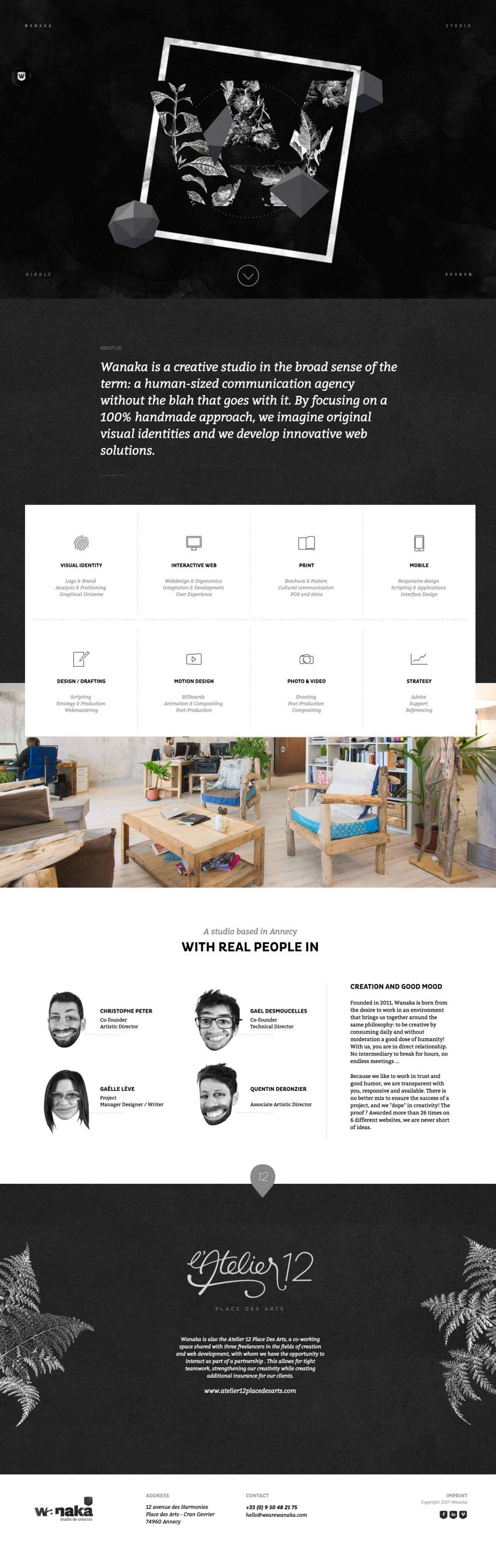 Wanaka Elegant Homepage