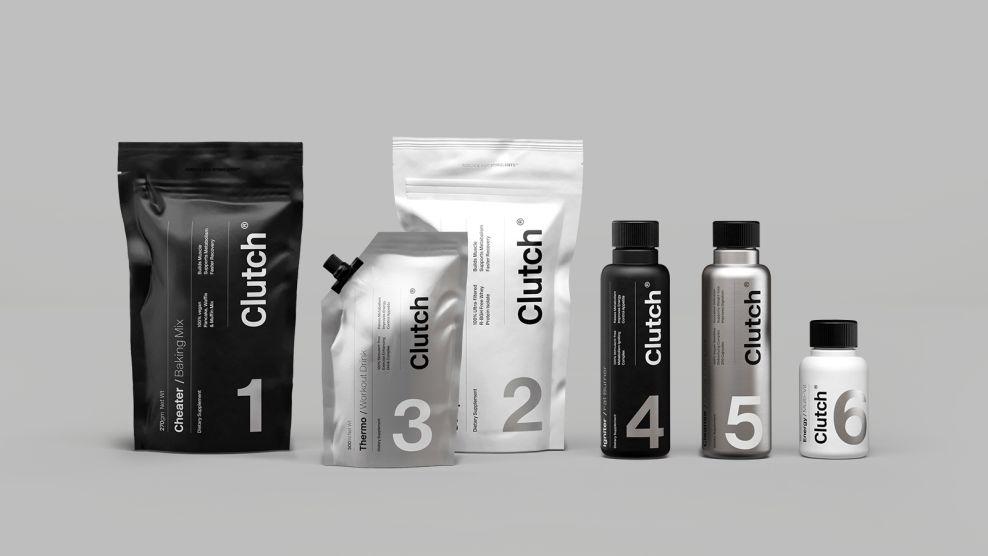Clutch Bodyshop Package Design