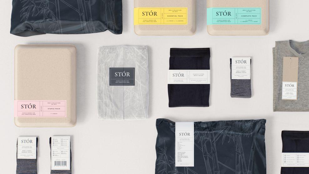 Stor Package Design
