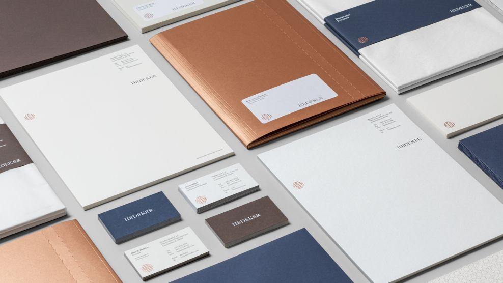 Hedeker Print Design