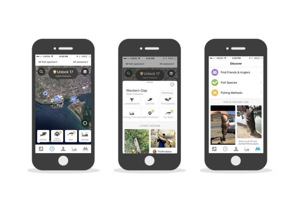 Fishbrain Modern App Design