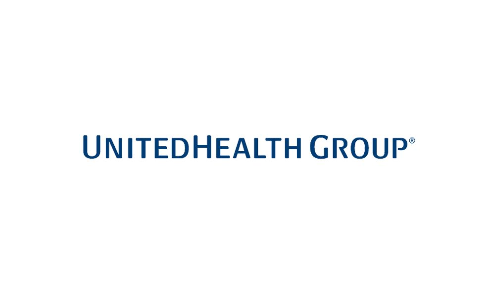 UnitedHealth Group Typography Logo Design