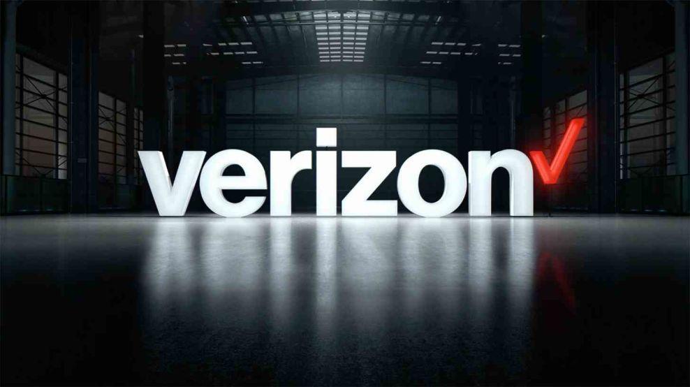 Verizon Modern Logo Design