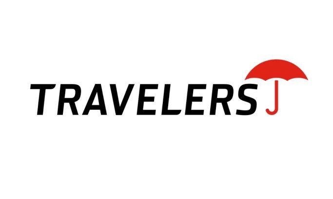 Travelers Insurance Amazing Logo Design