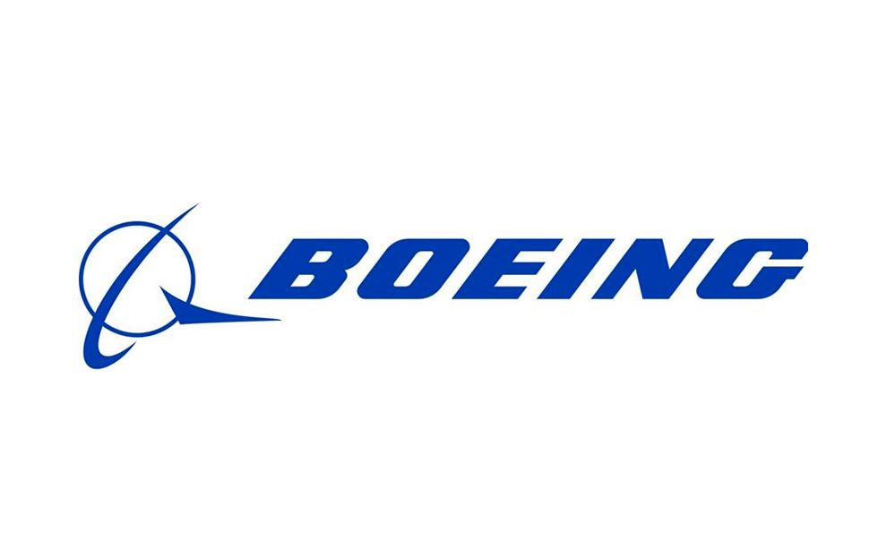 Boeing Bold Logo Design