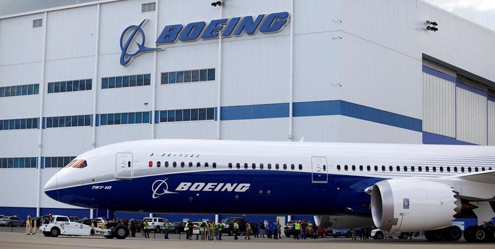 Boeing Brilliant Logo Design