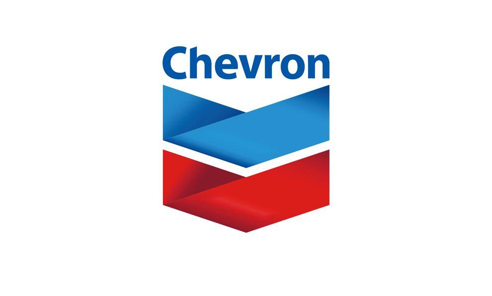 Chevron Geometric Logo Design