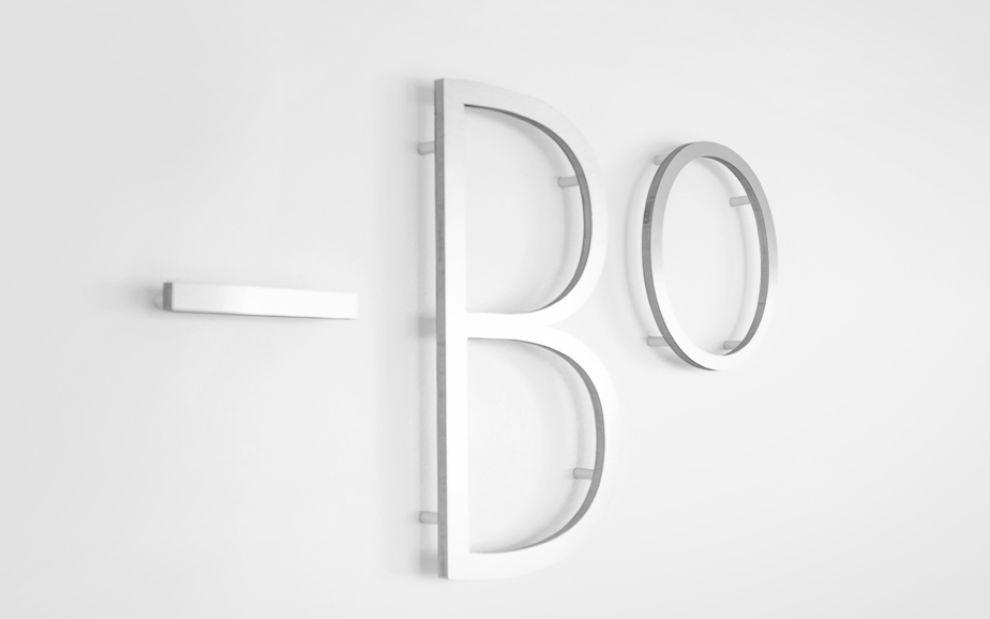 Borealica Minimal Logo Design
