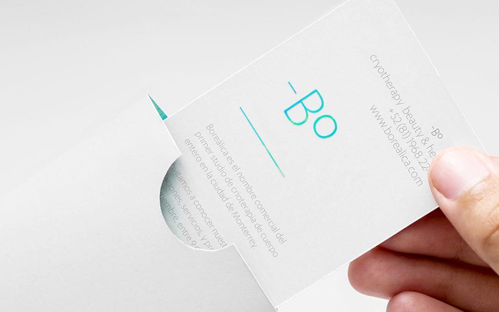 Borealica Simple Package Design