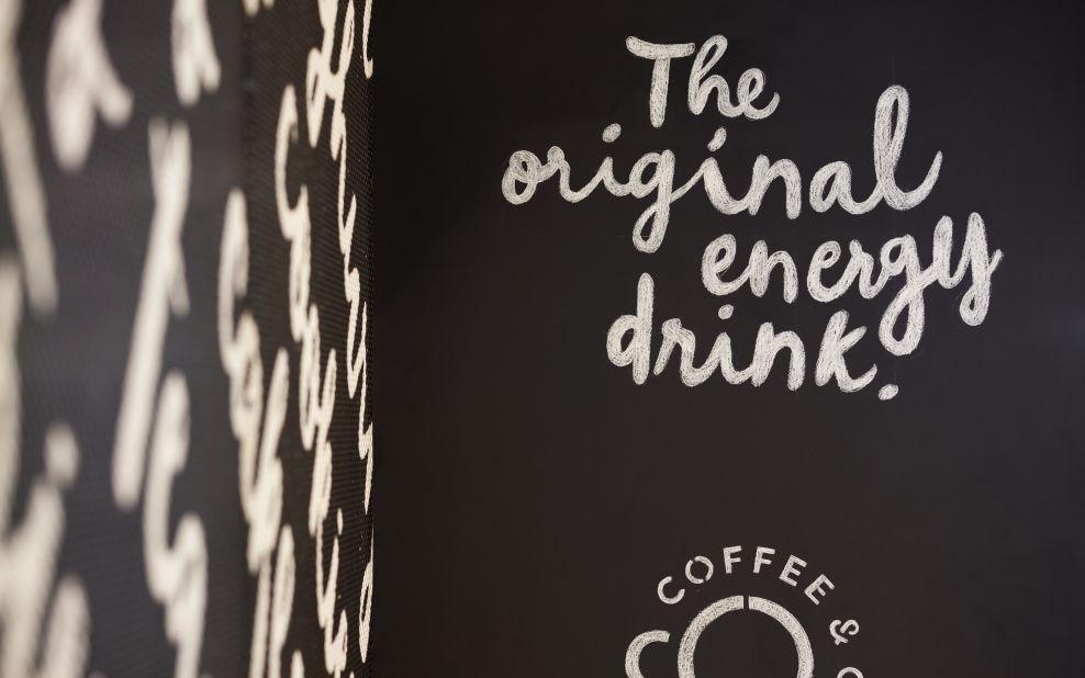 Coffee & Co. Print Design
