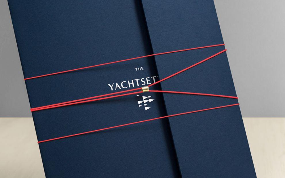 Yachtsetter Beautiful Package Design