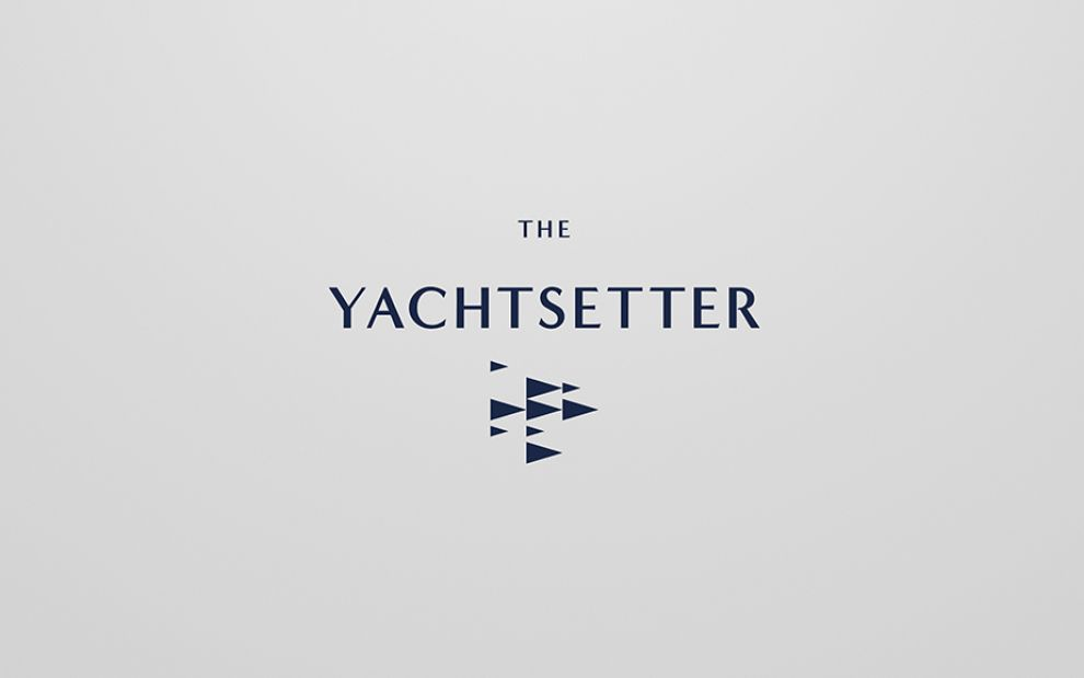 Yachtsetter Beautiful Logo Design