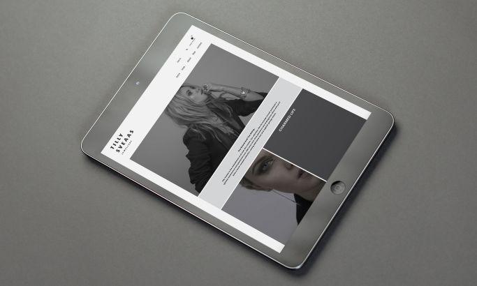 Tilly Sevaas Elegant App Design