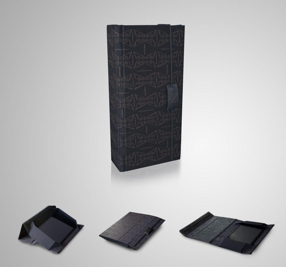 Zenith Premium Travel Kits Dark Package Design